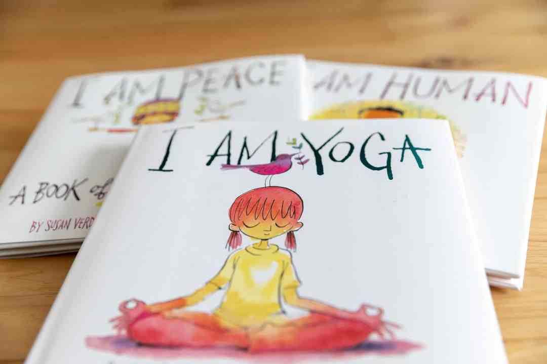 Yoga and Mindfulness Books for Children